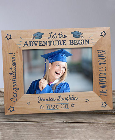 Personalized Graduation Frame