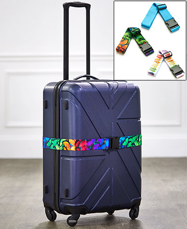 Go Far™ Luggage Belts