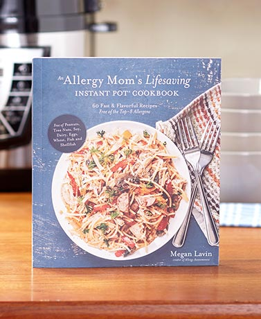 Allergy Mom's Instant Pot Cookbook