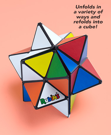 Rubik's® Magic Star