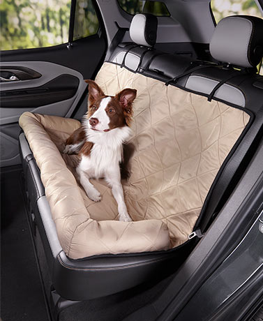 Quilted Pet Car Seat Covers