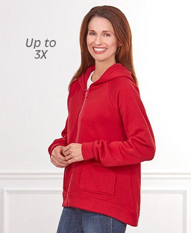 Hooded Sweatshirts with Front Pockets