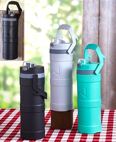 32-Oz. or 64-Oz. Insulated Hydration Sports Bottles