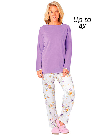Cozy 2-Pc. Pajamas