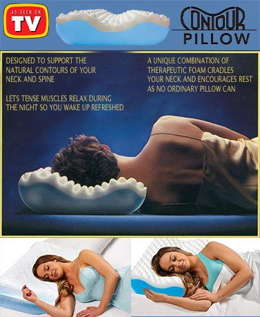 Contour® Original Head Pillow