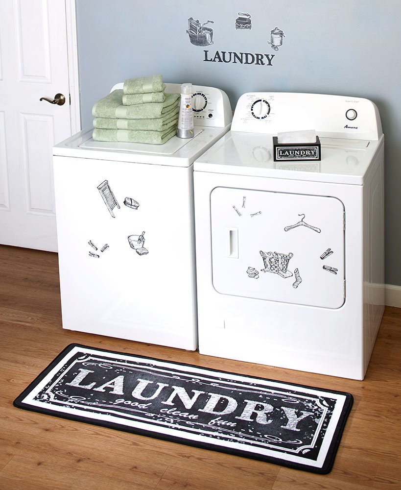 Vintage Laundry Room Decor Collection The Lakeside Collection