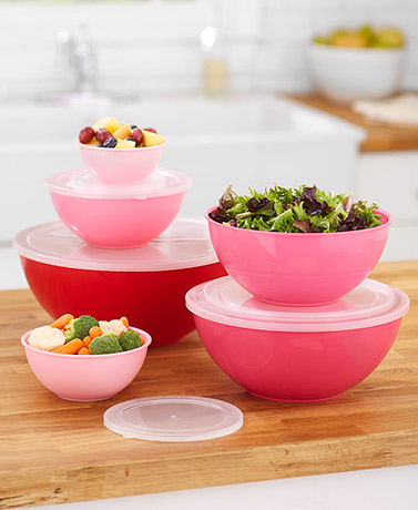 12-Pc. Oversized MixingStorage Bowls