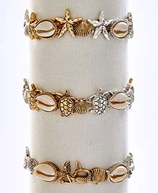 Sealife Stretch Bracelets