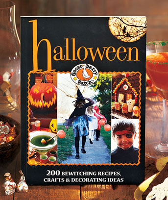 Gooseberry Patch® Halloween Book