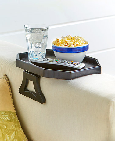 Sofa Clip-On Arm Tray Tables