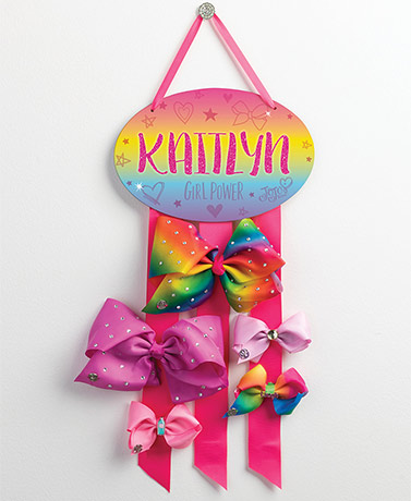 JoJo Siwa Personalized Bow Holder