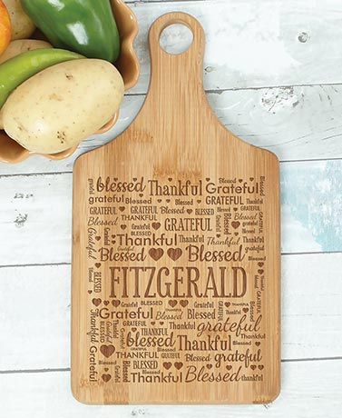 Personalized Word Art Paddle Boards