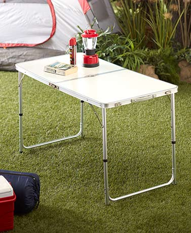 Aluminum Outdoor Foldable Table