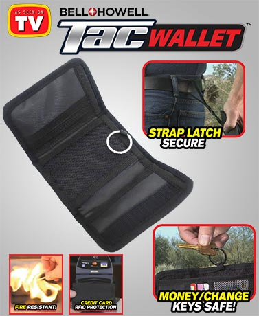 Bell+Howell Tac Wallet
