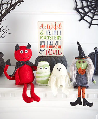 Halloween Plush Collection