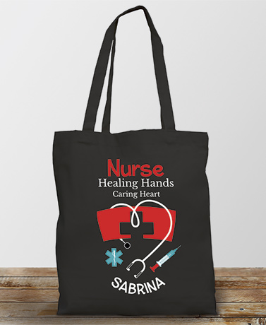 Personalized Occupation Totes