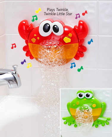 Musical Bath Bubble Blowers