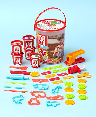 Tutti-Frutti Scented Dough Bucket