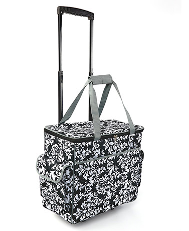 Rolling Sewing Machine Totes