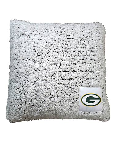 NFL Frosty Throw Pillows